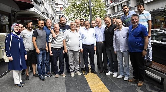 Başkan Mustafa Demir: Çiftlik trafiğe açılıyor