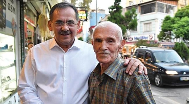Başkan Mustafa Demir'den Samsunlulara: Randevuya gerek yok