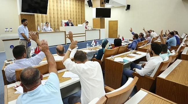Canik Belediyesi meclis üyeleri eğitime büyük destek