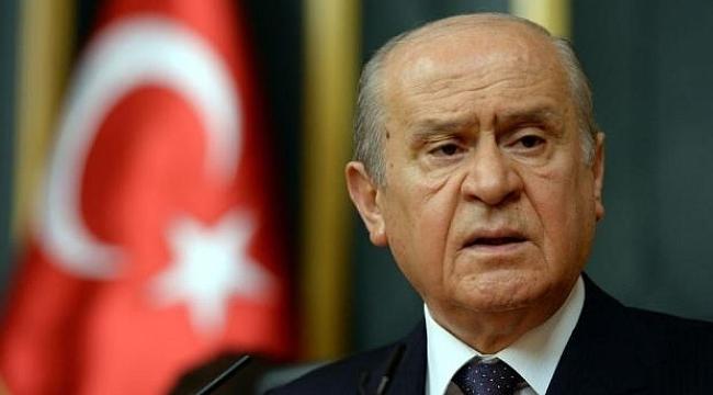 Devlet Bahçeli: Türkiye'de erken seçime ihtiyaç yok