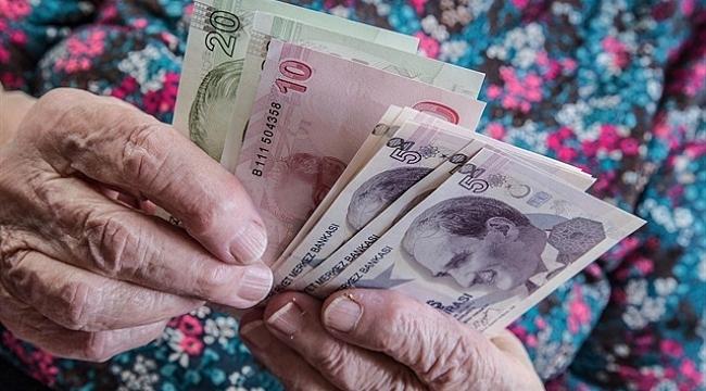 Emeklilerin bayram ikramiyesi hesapta