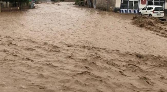 Meteoroloji'den kritik uyarı: Ani sel, su baskını olabilir