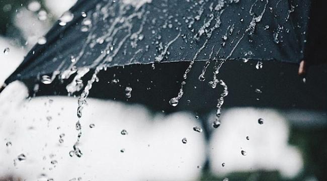 Meteoroloji'den Samsun için yağış uyarısı