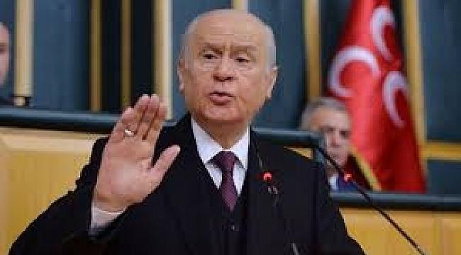 MHP lideri Bahçeli'den kayyum atanmasına tam destek
