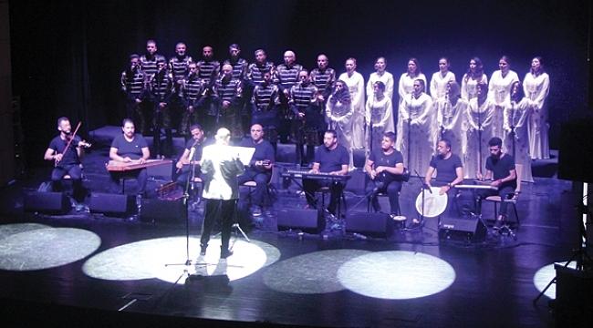 Samsun'da 14 farklı dilde konser