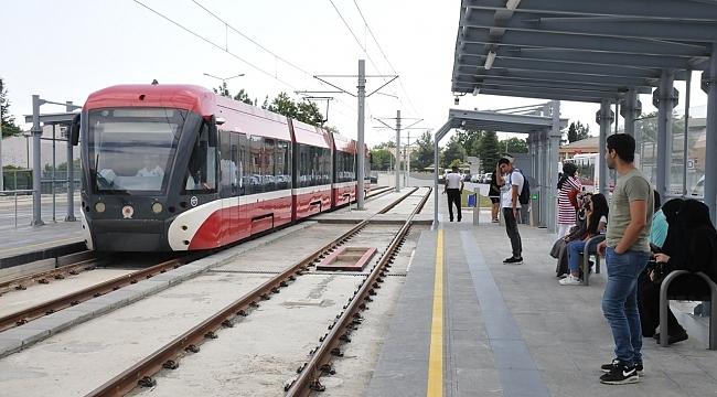 Samsun'da ulaşım bayramda ücretsiz