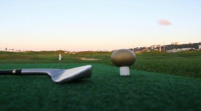 Samsun Golf Sahası Golf Federasyonuna kiralandı