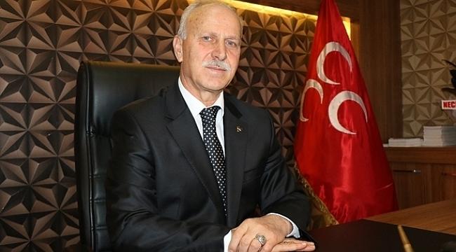 Samsun MHP'de ilçe teşkilatlarına operasyonlar devam edecek