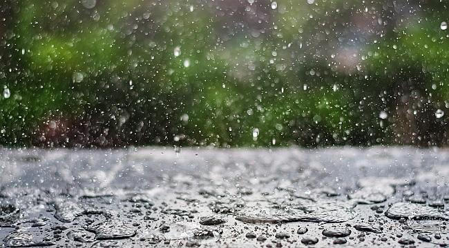 Samsunlular dikkat: Gece saatlerinde sağanak yağış geliyor