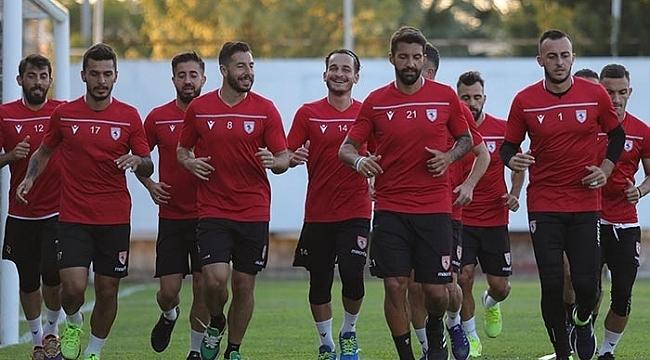 Samsunspor'da forma numaraları belli oldu