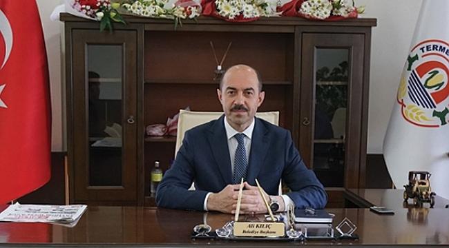 Terme Belediyesi 'Kurban Bayramına' hazır