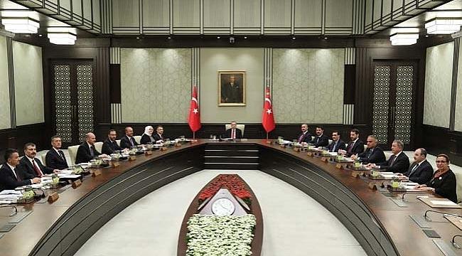 AK Parti'de kabine değişikliği iddiası