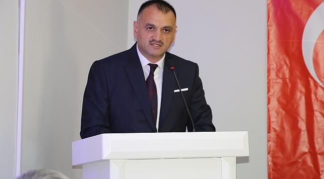 Başkan Akgül: Baraj olmazsa olmazımız