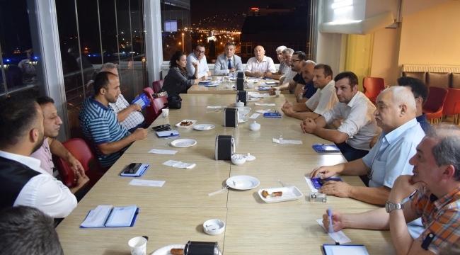 Başkan Gürkan'dan haksız rekabet uyarısı