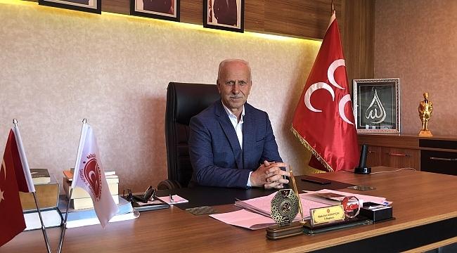 Başkan Karapıçak: Suriyeliler Samsun'dan gönderilmeli