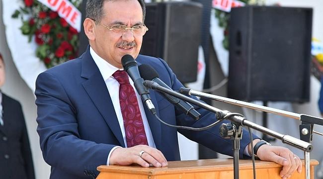 Başkan Mustafa Demir'den  MİLLİ COŞKU'YA DAVET