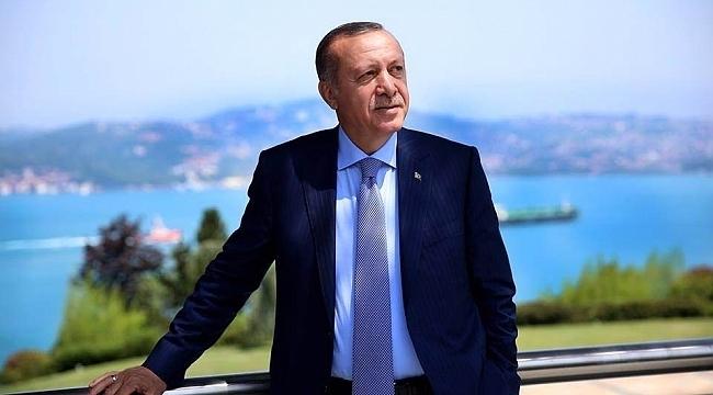 Cumhurbaşkanı Erdoğan, 15 yıl önceki fotoğrafını yayımladı