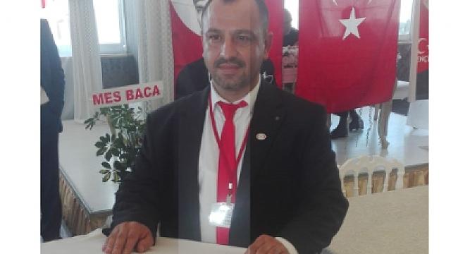 Genç Parti Canik'teYeni Başkan Ali Uysal