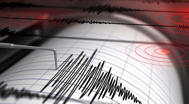 İstanbul'da yine deprem