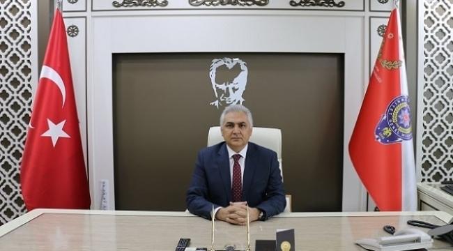 Ömer Urhal Samsun Emniyet Müdürü oldu!
