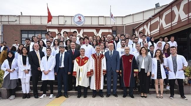 OMÜ Tıp Fakültesi Dekanı Dağdemir: Fakültemize 290 öğrenci yerleşti