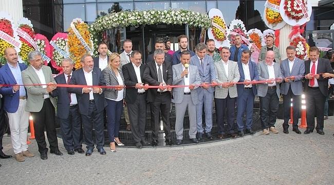 Samsun'da B&C Hotel'e muhteşem açılış