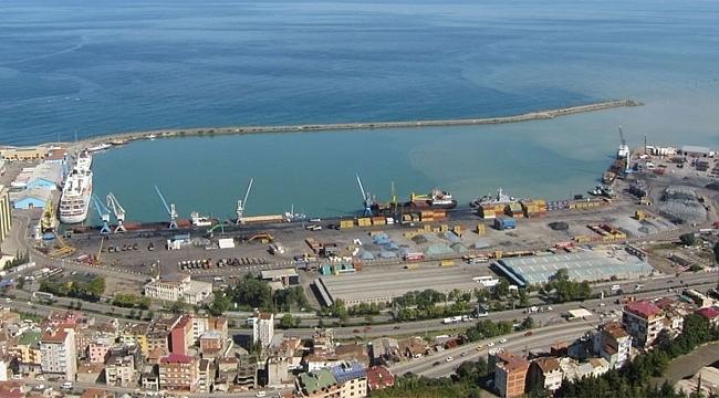 Samsun'da ihracat düşüşe geçti