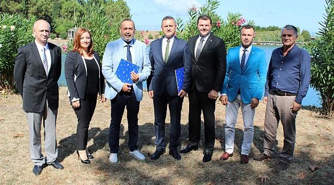 Samsunspor logolu İş Bankası kredi kartı yenilendi