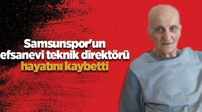 Samsunspor'un acı günü