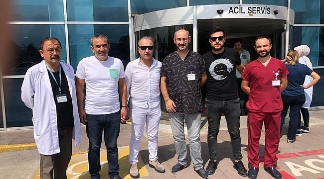 Türk Sağlık-Sen'den şiddete tepki