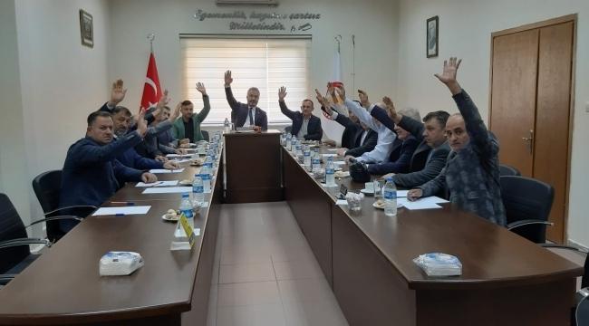 19 Mayıs Belediye Meclisi'nden Barış Pınarı Harekatı'na destek