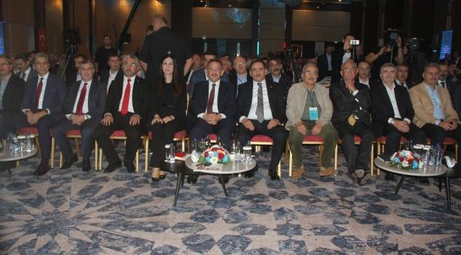 AK Parti Bölge Toplantısı Samsun'da başladı