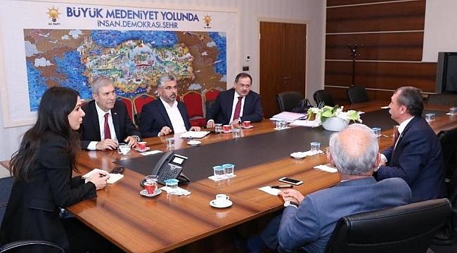Ankara'da gündem Samsun