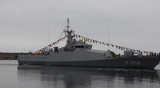 Askeri gemi Samsun'da halkın ziyaretine açılacak