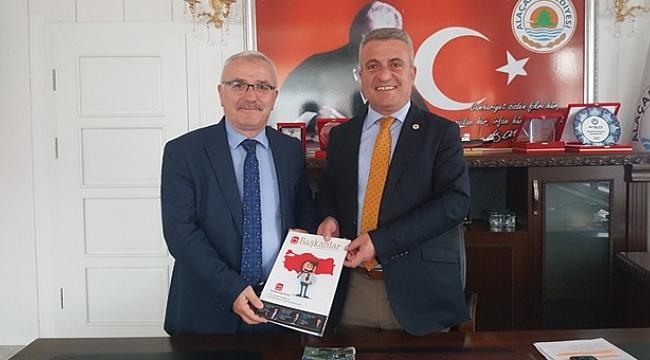 Başkan Acar Belediye Başkanlar Birliği'ne üye oldu