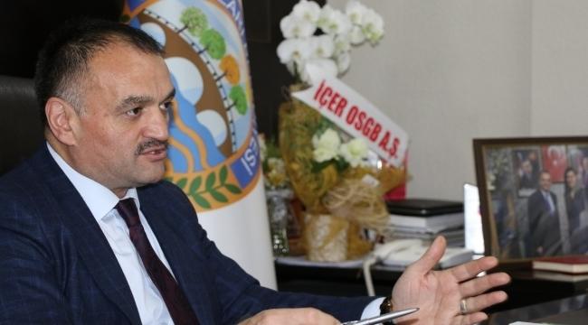 Başkan Akgül: Borçların ertelenmesi için çalışmalar sürüyor