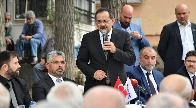 Başkan Demir, açıkladı: Kentsel dönüşüm başlıyor