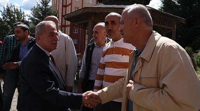 Başkan Demirtaş'tan ortak akıl vurgusu