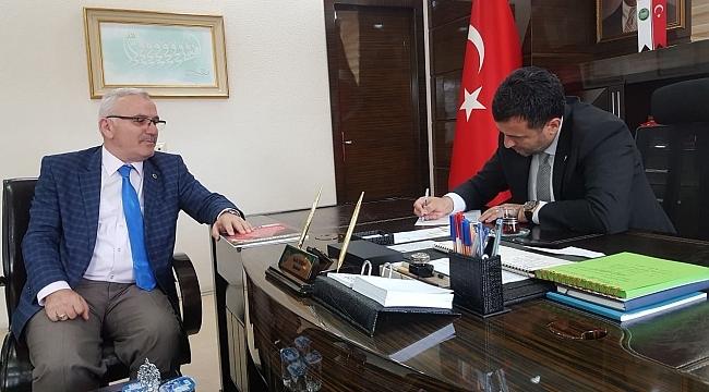 Başkan Doğan Belediye Başkanlar Birliği'ne üye oldu