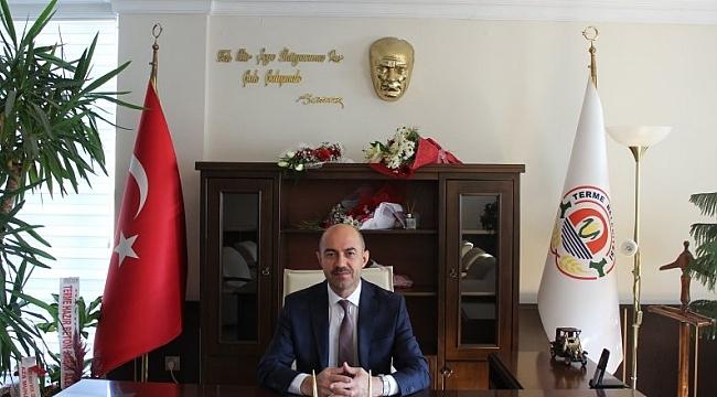Başkan Kılıç:  '96'ıncı yılın gururunu yaşıyoruz'