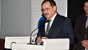Başkan Mustafa Demir: Bilgi teknolojisi, olmazsa olmazımız