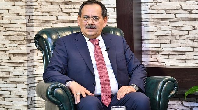 Başkan Mustafa Demir: Cumhuriyet, en büyük hazinedir