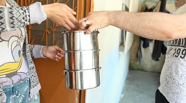 Canik Belediyesi ihtiyaç sahiplerine kucak açtı