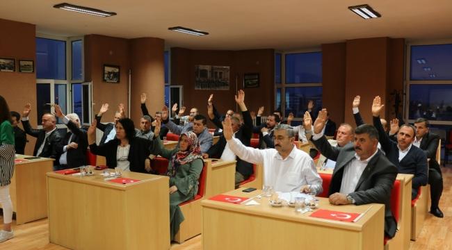 Çarşamba Belediyesi Meclis Üyeleri'nden Mehmetçik Vakfı'na 43 bin TL