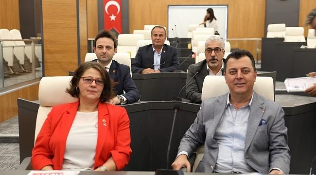 İlkadım'da CHP üyeleri istifa etti