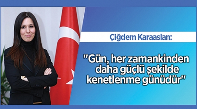 Karaaslan: Cumhuriyet İstiklal aşkına birleşen yüreklerin eseridir
