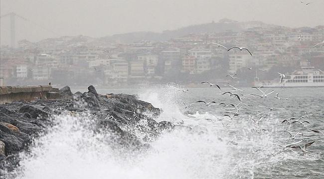Meteorolojiden uyarı Samsun'a fırtına geliyor