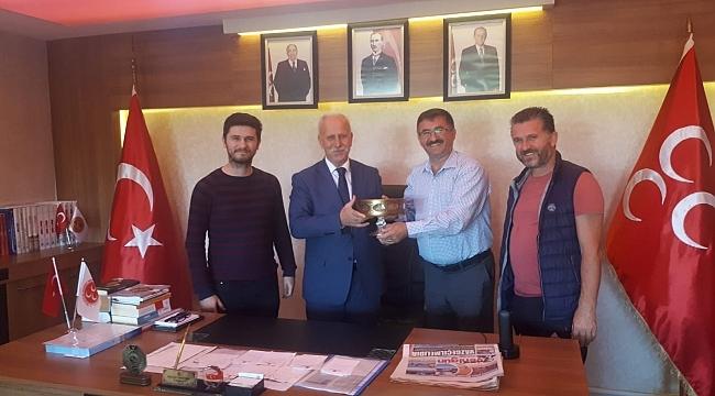 MHP Samsun'dan anlamlı destek