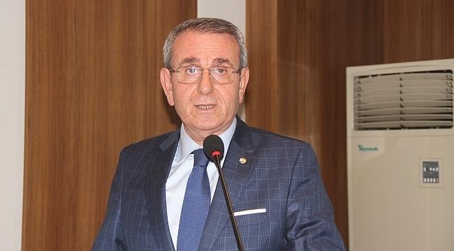Murzioğlu: Türkiye'nin geleceği için daha çok üreteceğiz