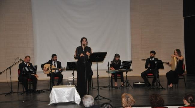 OMÜ Sahnesi'nde Klasik Türk Müziği Nostaljisi